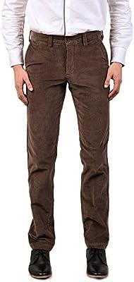 LOIS - Pantalon Tetuan Fuensalida, Hombre, Color Marron, Talla 33