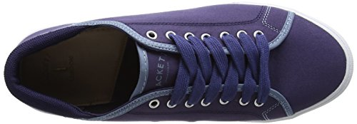 Hackett London Mr Classic Plimsole, Sneaker Uomo Blu (Ink)