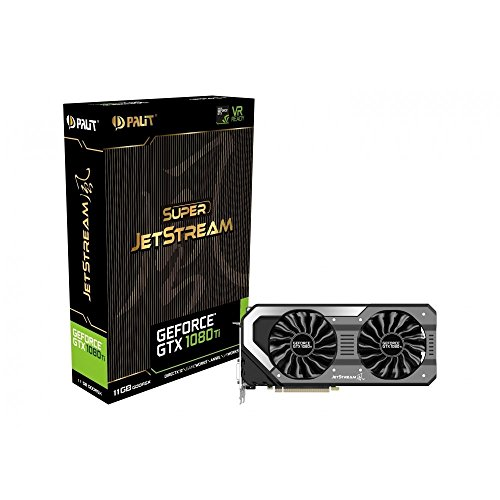 Palit GeForce GTX 1080 Ti 11 GB GDDR5X/PCI Express 3.0