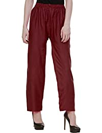 Vastraa Fusion Rayon Stylish Palazzo/Pant - Available In Multiple Colour Options; Freesize