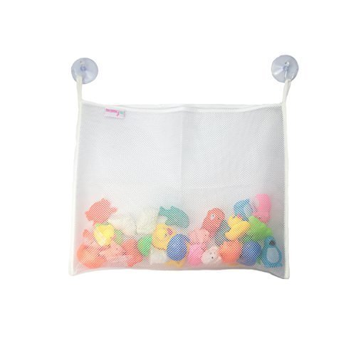 best-toy-organizer-on-amazon-bath-tub-toy-organizer-high-quality-xl-mesh-bag-fast-drying-powerful-la