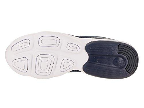 Nike Mens Air Max Advantage Scarpe Da Corsa Blu (bleu Nuit Navy / Blanc / Obsidienne)