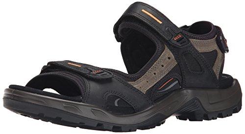 Ecco Offroad Tarmac/Moon Rock Oil N/Te, Chaussures Multisport Outdoor Homme
