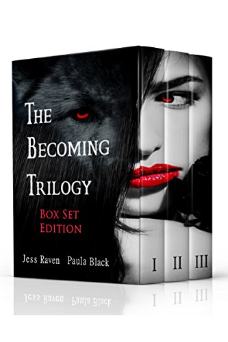 The Becoming Trilogy Box Set (Books 1-3) (English Edition) Sexy Red Hot Riding Hood