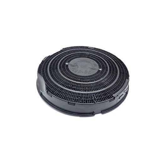 Whirlpool-T30Filtro carbón redondo diámetro