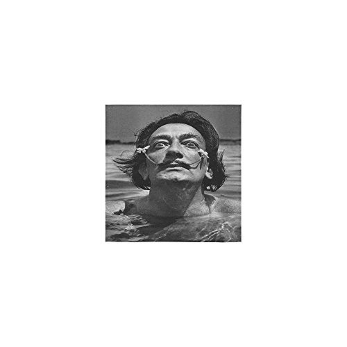 Salvador Dali Painting biography-of-salvador-dali Thin Soft Face Towel(One Side)(13x13inches)