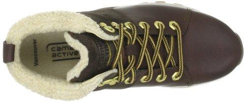 camel active Vancouver 13 753.13.01, Damen Stiefel & Stiefeletten Braun (Mocca)