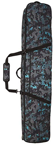 Burton Wheelie GIG Bag Boardbag 2020 Slate Shelter camo, 181