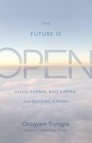 The Future Is Open: Good Karma, Bad Karma, and Beyond Karma (English Edition)