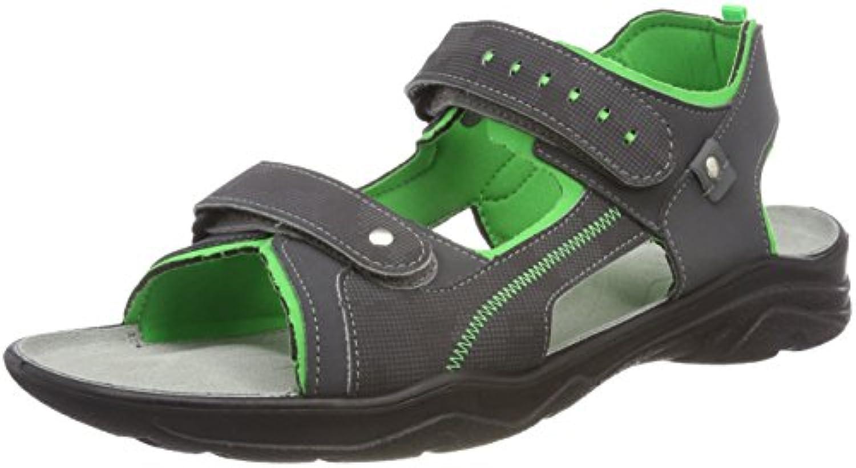 Ricosta Herren Tajo Offene SandalenRicosta Herren Offene Sandalen Neongrün Billig und erschwinglich Im Verkauf