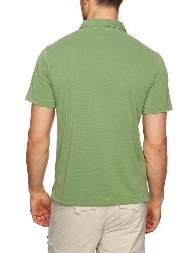Columbia Herren Poloshirt Sun Ridge grün - Palm
