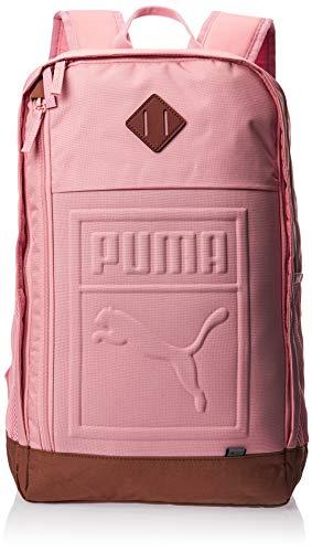 PUMA Unisex- Erwachsene S Backpack Rucksack, Bridal Rose, OSFA