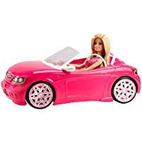 Mattel BJP38 Barbie - Glam convertible & Doll