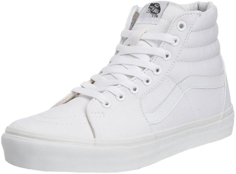 Vans SK8-Hi Canvas, scarpe da ginnastica Alti Unisex – Adulto | Vari disegni attuali  | Scolaro/Signora Scarpa