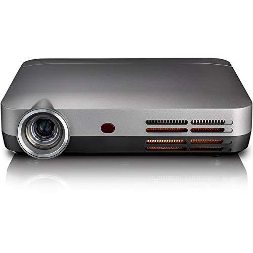 \'OPTOMA intelligo-s1Projektor Desktop-500ANSI Lumen LED 720p (1280x 720) grau Projektor-FH300L (500ANSI Lumen, LED, 720p (1280x 720), 15000: 1, 16: 10, 508-3810mm (20-150))