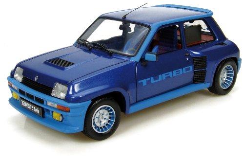die-cast-model-renault-5-turbo-118-scale-in-blue