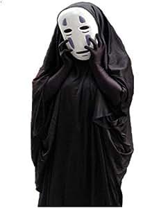 Kaonashi cosplay costume Halloween d?guiser tous ensemble cosplay d'anime (japon importation)