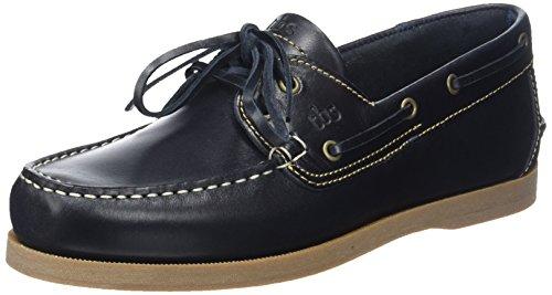 TBS Phenis A8, Chaussures Bateau Hommes, Marron (Marron Creme), 40 EU Bleu (Marine Miel)