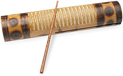 Toca T-SBG - Güiros de bambú, efecto de sonido, tamaño pequeño