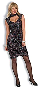 Bristol Novelty Forum Novelties ac537Discoteca Vestido de Princesa de (UK 10-14)