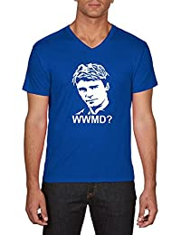 Touchlines Herren T-Shirts What Would Macgyver Do-Face