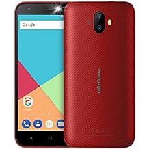 "Ulefone S7 - 5,0"" 3G Smartphone, Android 7.0 Quad Core 1GB+8GB, Dual SIM, Hauptkamera 8MP+5MP, Frontkamera 5MP, Entsperrt Handy"