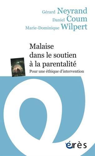 MALAISE DANS LE SOUTIEN A LA PARENTALITE