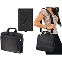 Navitech Étui de tablette graphique noir / sac pour le Huion New 1060 PLUS