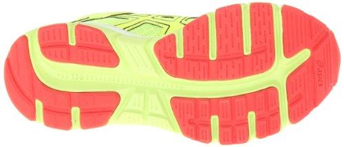 Asics , Chaussures de running pour garçon Flash Yellow-Lightning-Red