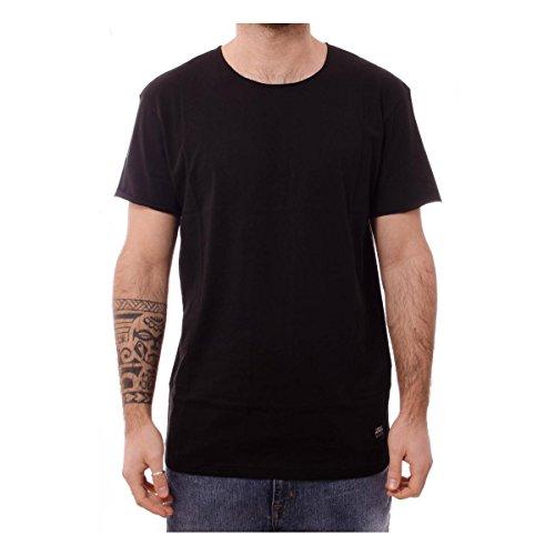 cheap-monday-standard-edge-tee-hommes-t-shirt-noir-medium-eu