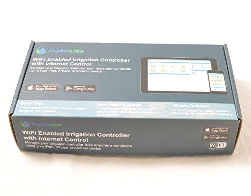 Hydrawise 6 Zonen Bewässerungssteuerung Wi-Fi Internet-Bewässerungscomputer WLAN (App-Steuerung via Android / Iphone / Smartphones / Tablet)
