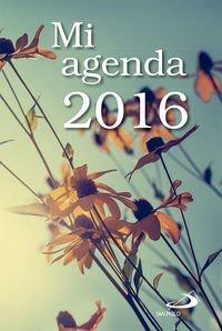 Mi agenda 2016: funda transparente (Calendarios y agendas) epub