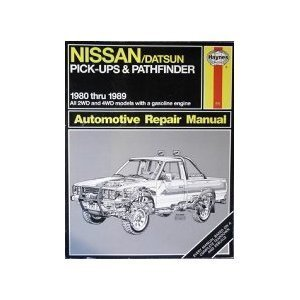 un Pickup Owners' Workshop Manual: 1980-1989 by J. H. Hay... ()