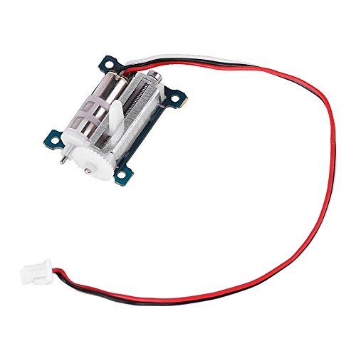 Micro Servo Motor, Super Geschwindigkeits MetallGea, Mikro Digital Analogservo für RC Roboter-Hubschrauber-Flugzeug steuert Auto-Boot