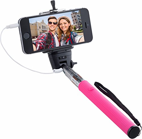 Braccio Selfie con cavo Knox (rosa)