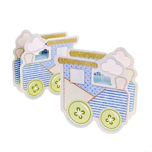 JZK caja para regalo bombones boda baby shower cumpleaños graduación caramelos chocolates pequeños regalos y joyasNavidad comunión partido ocasiones ideal