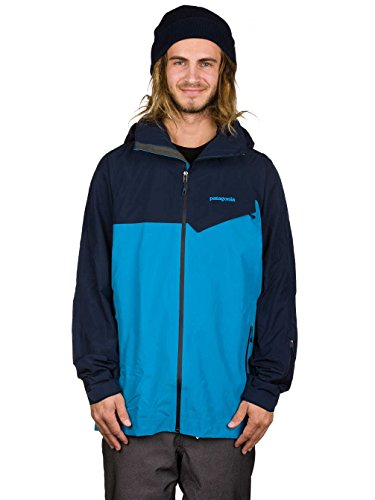 Patagonia Powder Bowl Jacket Men grecian blue