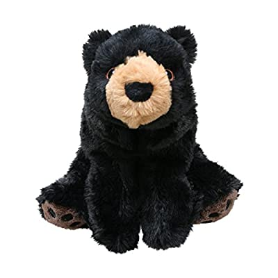 KONG - Comfort Kiddos Bear - Fun Plush Dog Toy with Removable Squeaker - For Large Dogs