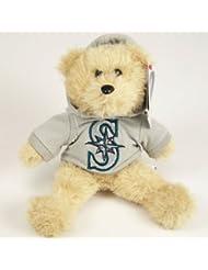 Seattle Mariners MLB 8'' Plush Bear