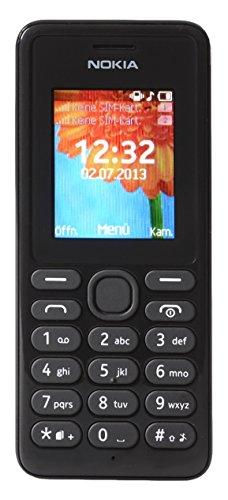 Nokia 108 Dual Sim schwarz