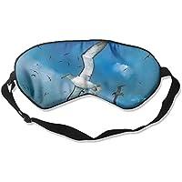 Sleep Eye Mask Birds Gulls Sea Sky Lightweight Soft Blindfold Adjustable Head Strap Eyeshade Travel Eyepatch E8 preisvergleich bei billige-tabletten.eu