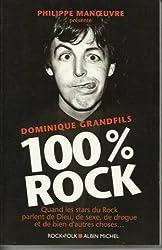 100 % rock