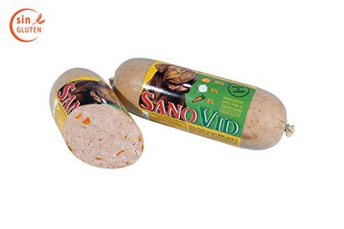SanoVid Pollo, Arroz & Zanahoria 100% Natural, 90%