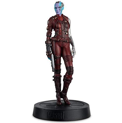 Marvel Movie Figura DE Resina Collection Nº 73 Nebula (Guardians of The Galaxy)