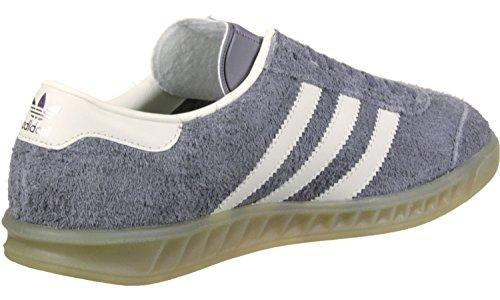 adidas Hamburg W Grey White Gum Gris