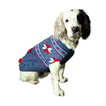 Rosewood Christmas Cupid Light Up Jumper For Dogs, Large 3