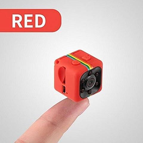SQ11Mini caméra espion HD 1080P Full Appareil photo Vision nocturne