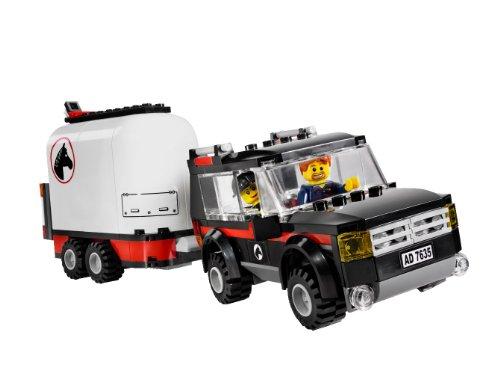 Imagen 7 de LEGO City 7635 - Transporte de caballos [versión en inglés]