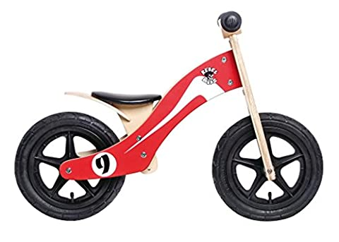 Rebel Kidz Wood Air Kids Push Bikes 12