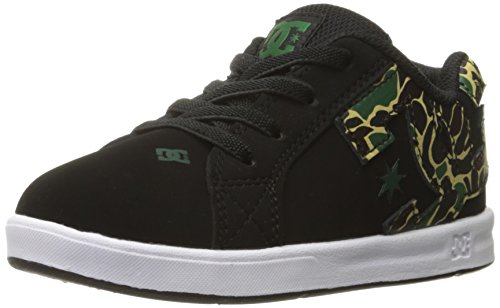 dc-toddlers-court-graffik-elastic-ul-lowtop-shoes-uk-8-toddler-uk-black-camo
